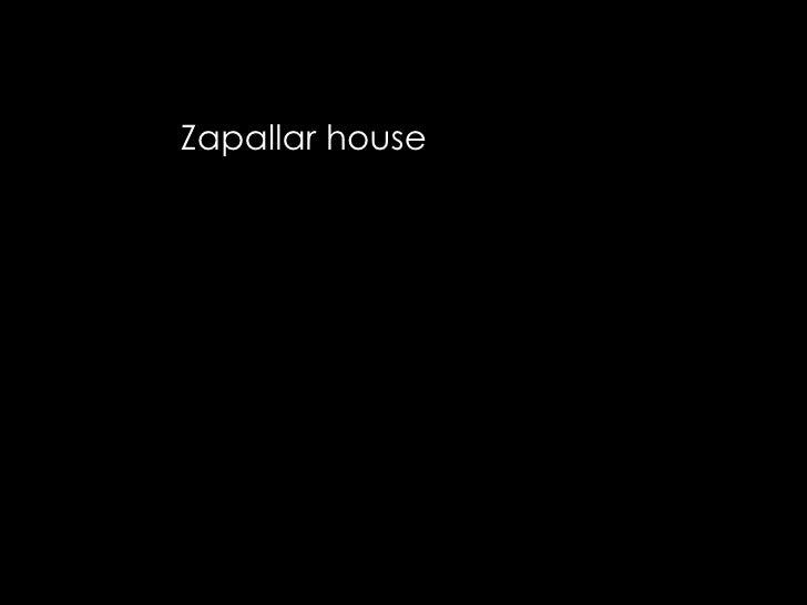 Zapallar house