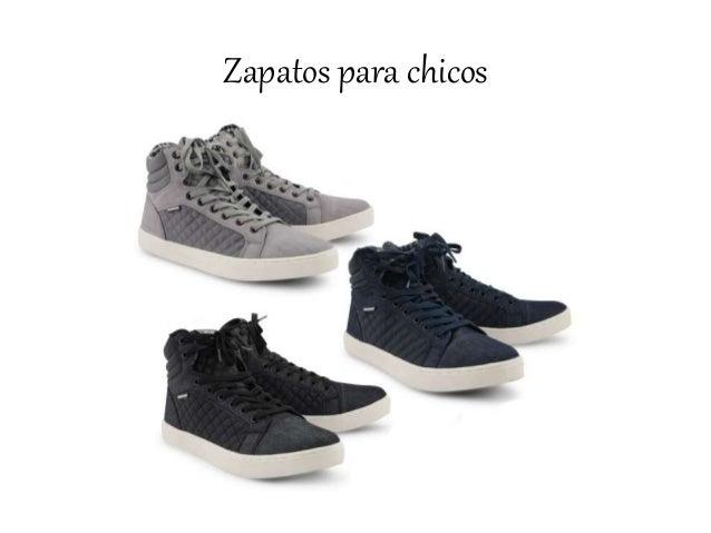 Zapatos para chicos