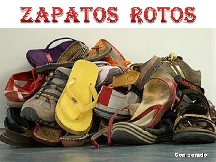 Zapatosrotos