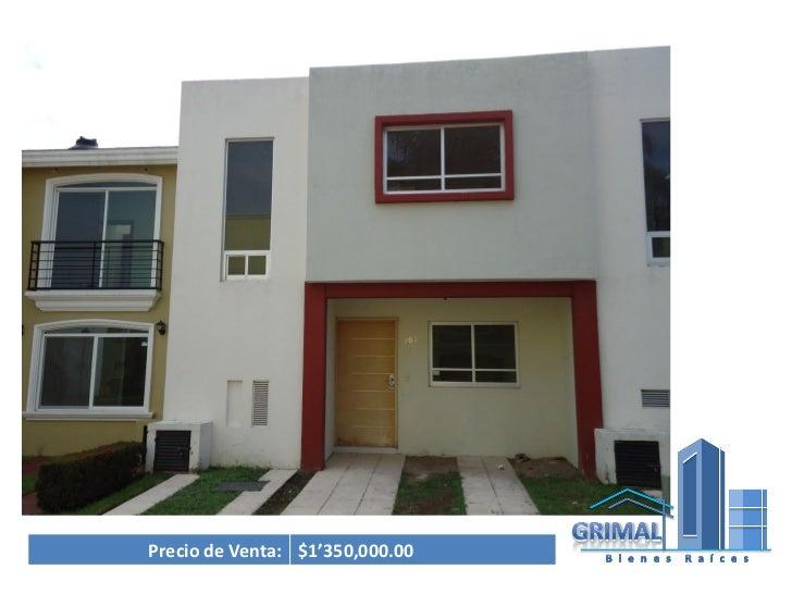 Zapopan  Condominio Monarca Residencial del Valle $1350,000.00
