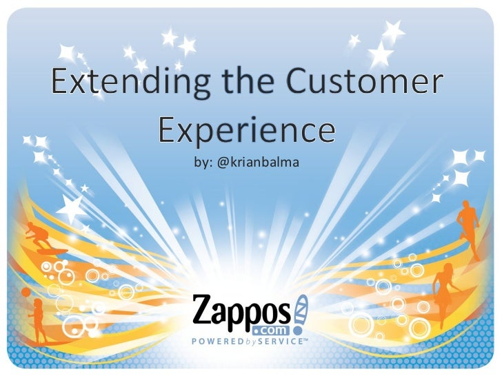 Extending the Customer Experience
