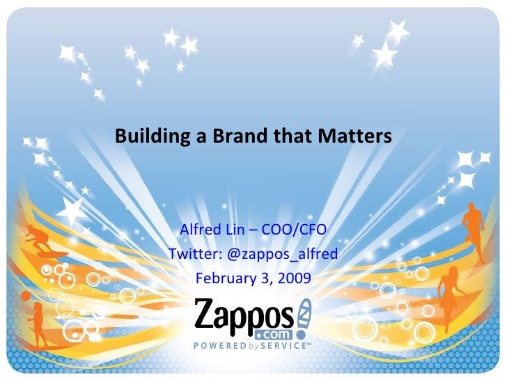 Zappos Preso 2009-02-03 Shop.Org