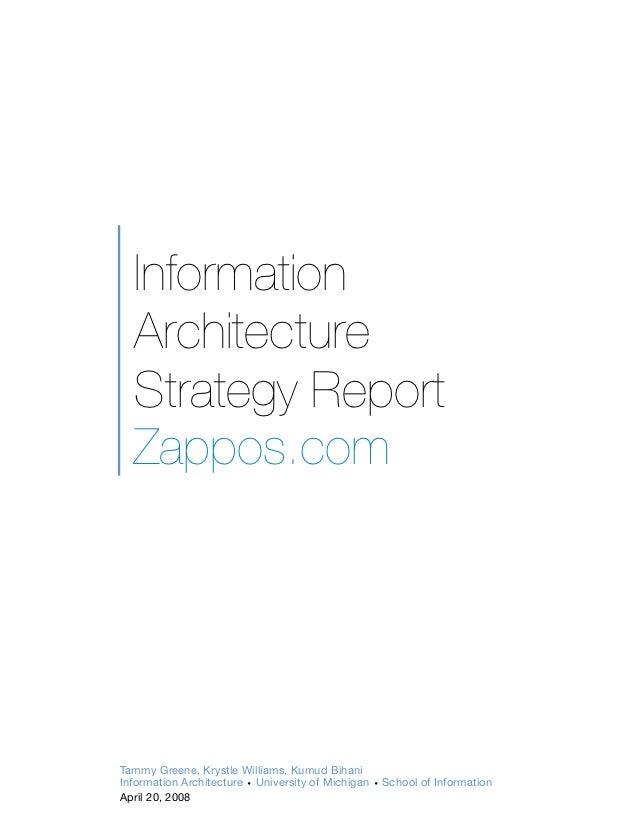 Zappos report