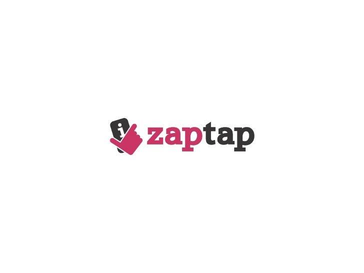 Zaptap keynote museums