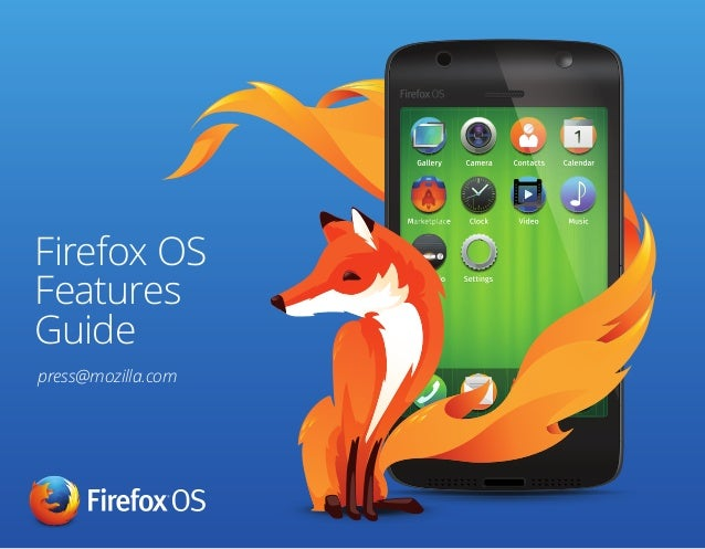 Firefox OS Official Guide