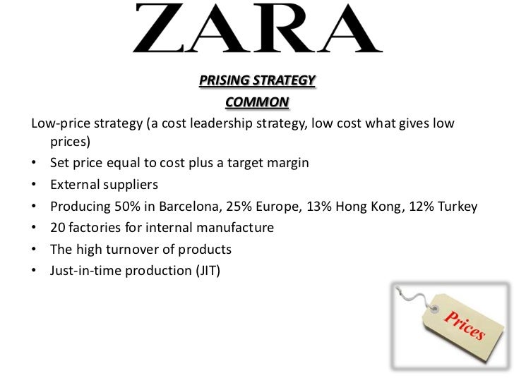 zara competitors customer Zara: technology and user experience as drivers of  the spanish clothing retailer has managed to outpace its direct competitors  to ie corporate relations.