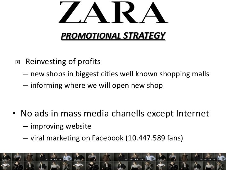 comparison of strategy of zara and Zara adopted a marketing strategy of quick fashion response as compared to its  competitors and its logistics network is enough capable of delivering the finished .