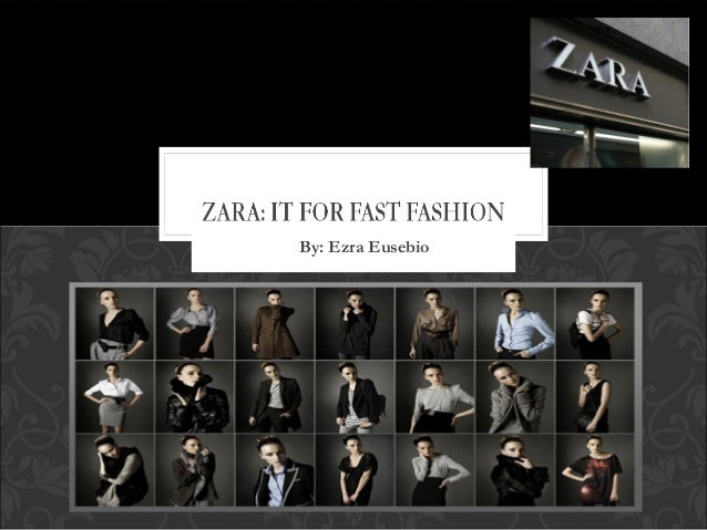 zara group case i The jerome chazen case series in 1975, amancio ortega gaona, a former  clerk at a ladies' apparel retailer, opened his first zara clothing store in la coruña ,.