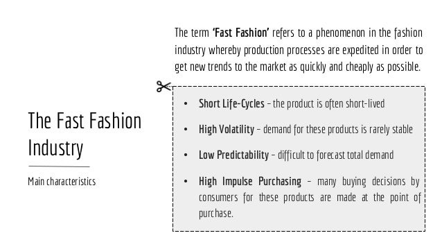 It for fast fashion 90