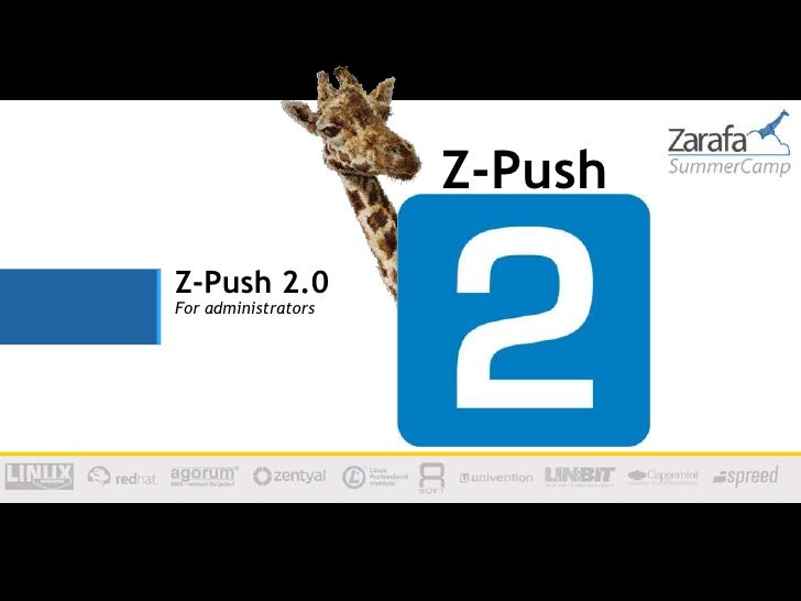 Z-PushZ-Push 2.0For administrators