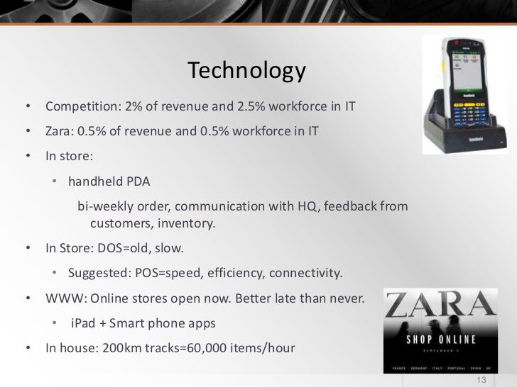 inventory and zara Inventory and zara how well does zara perform compare to its competitors in order to see how well zara perform compare to its competitors.