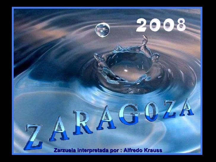 Zarzuela interpretada por : Alfredo Krauss