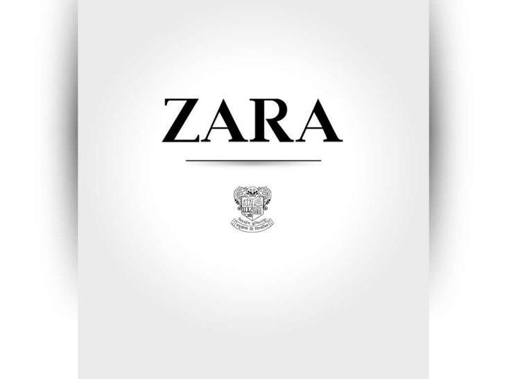 OVERVIEWZara Philosophy                  The original business idea was very simple. Link                  customer demand...