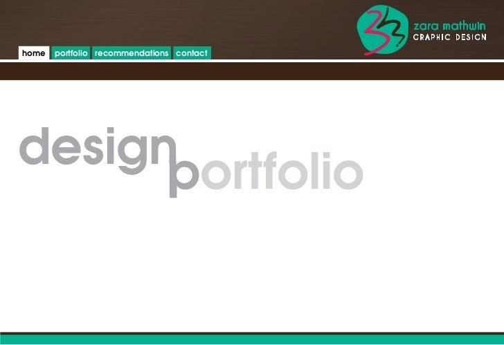 home   portfolio recommendations contactdesign      portfolio