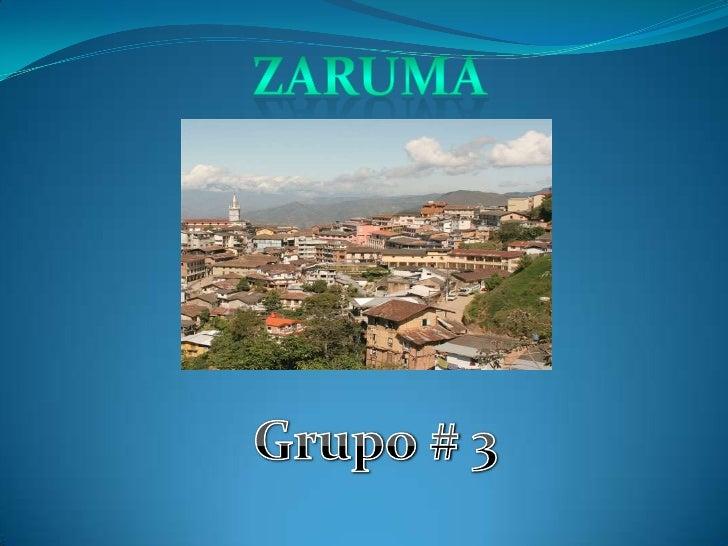 Zaruma