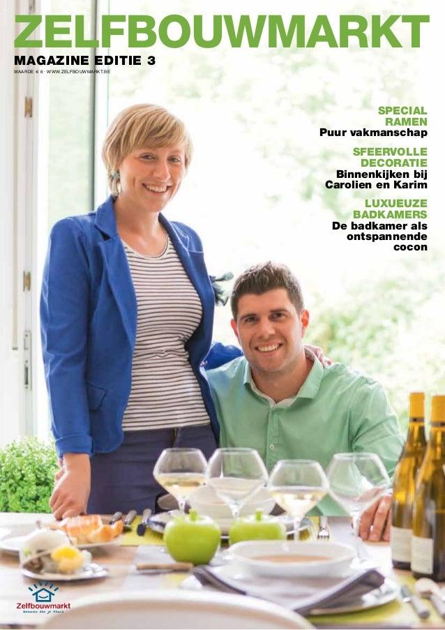 Zelfbouwmarkt magazine editie 3
