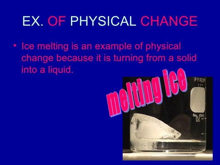 Similiar 5 Physical Changes Keywords
