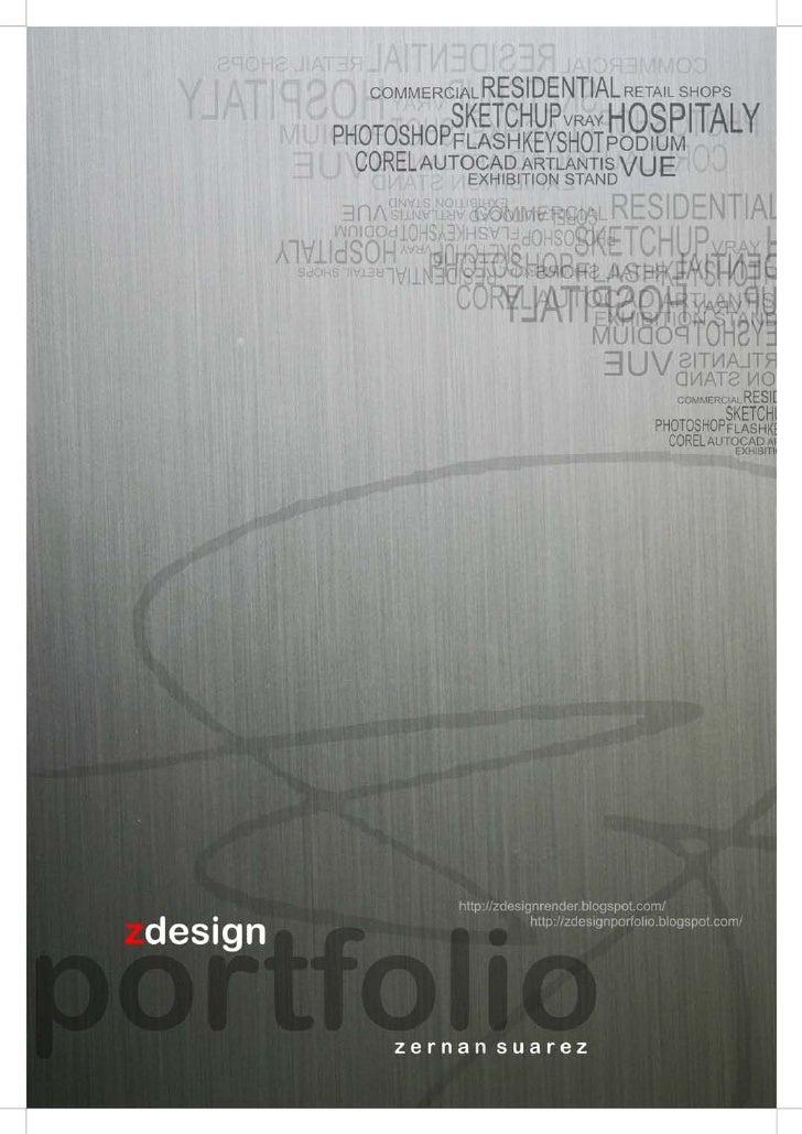 Zdesign portfolio 2012