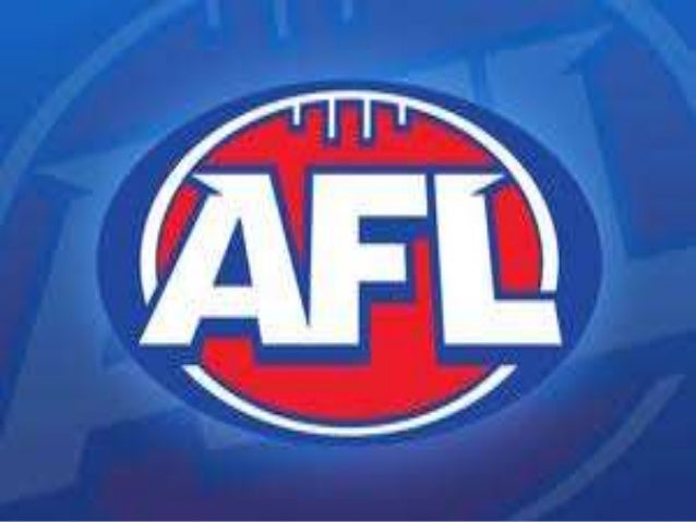 HISTORYAustralian Football League Also knownas AFL. Is a the professional footballcompetition in Australia that issometime...