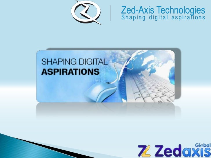 Zed Axis Technologies Private Limited Corporate Profile