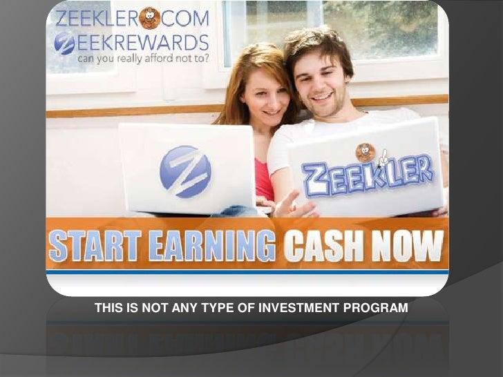 Zeek Rewards - Copy ad, Paste Ad, Share in the Profits! $$$