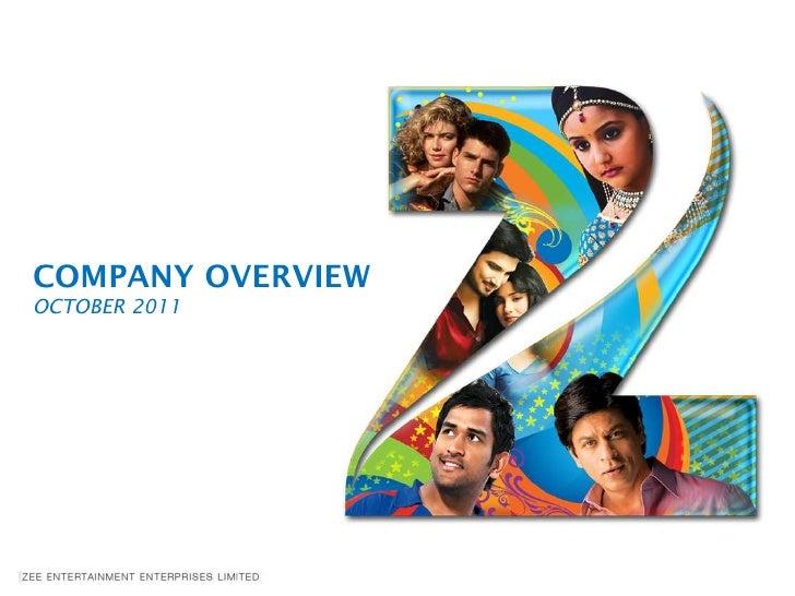 Zee TV...