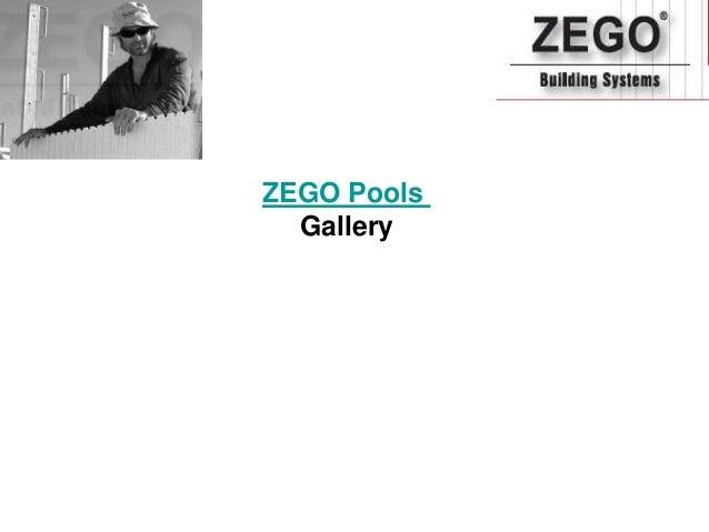 ZEGO Pools Gallery
