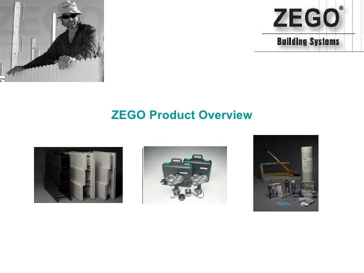 ZEGO Product Overview