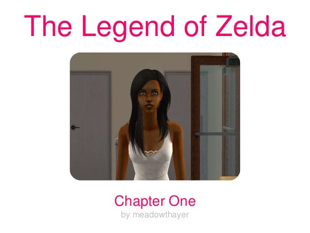 The Legend of Zelda Chapter One by meadowthayer