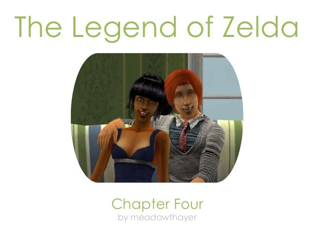 The Legend of Zelda      Chapter Four      by meadowthayer