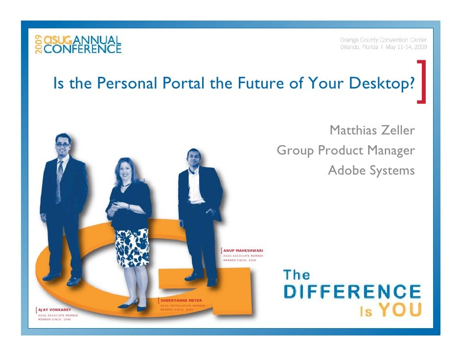 Is the Personal Portal the Future of Your Desktop?                                              ]                         ...
