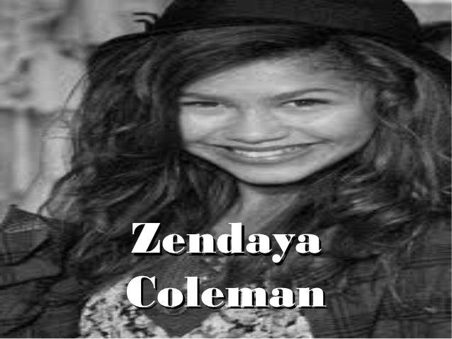 ZendayaColeman