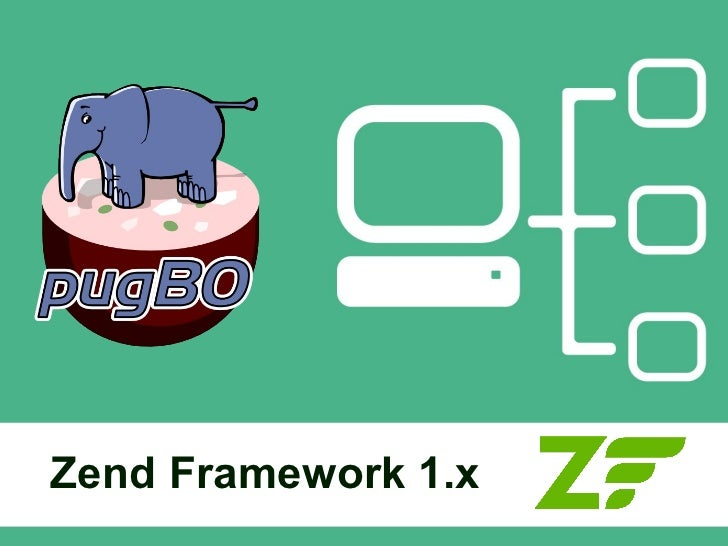 Zend Framework 1.x$incontro[pugBO][7] = Introduction to Zend Framework   http://magni.me