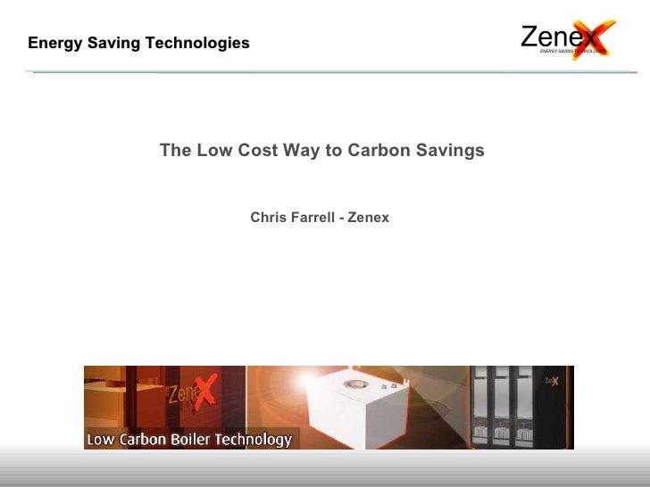 Zenex Presentation