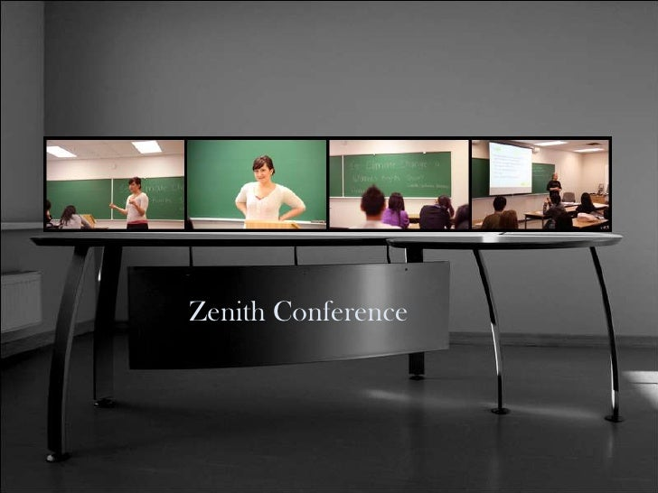 Zenith Conference <br />