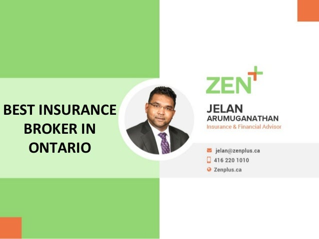 Best Insurance Broker in Ontario & Oshawa