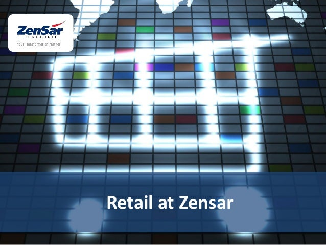 Zensar Retail Presentation