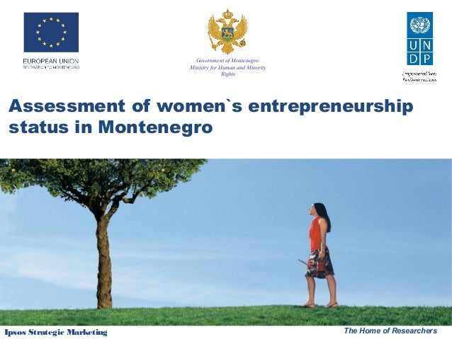 Žensko preduzetništvo