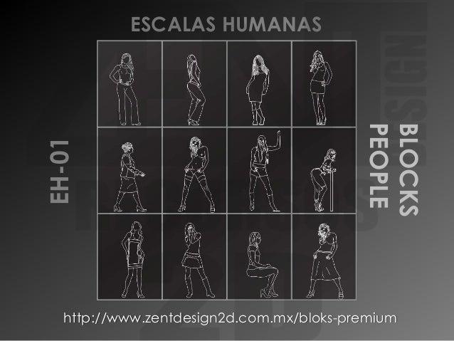 BLOCKS PEOPLE  EH-01  ESCALAS HUMANAS  http://www.zentdesign2d.com.mx/bloks-premium