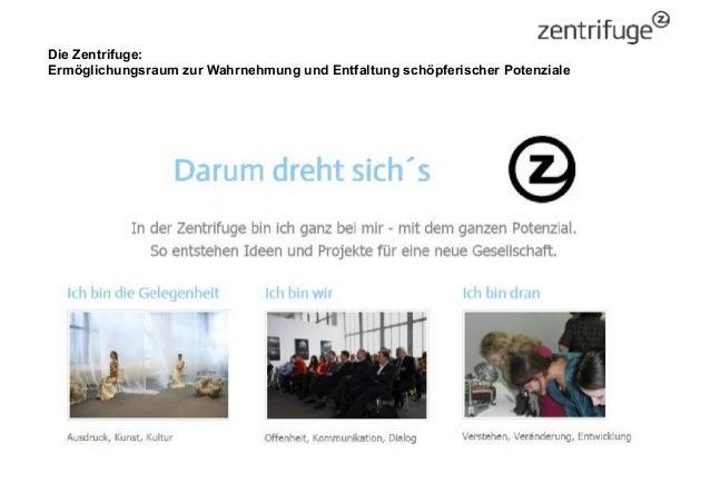 Zentrifuge Präsentation