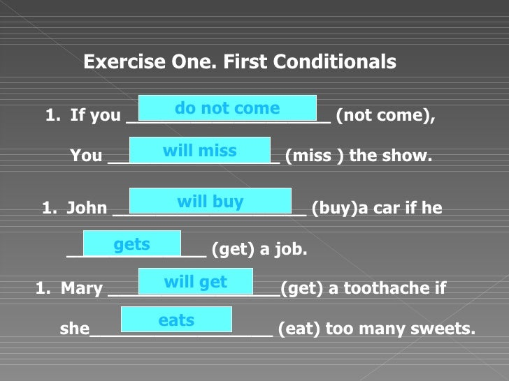 if or unless grammar exercise Use ginger's conjunction exercises to practice all types of conjunctions give  these  (wherever, if, unless) you won't pass the test ______ you study (when, if .