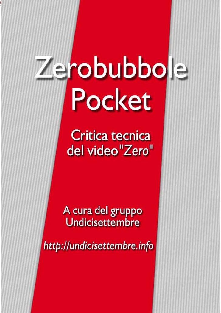 Zerobubbole Pocket – 1/40