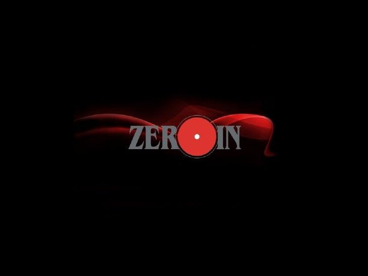 Zeroin  Company Profile