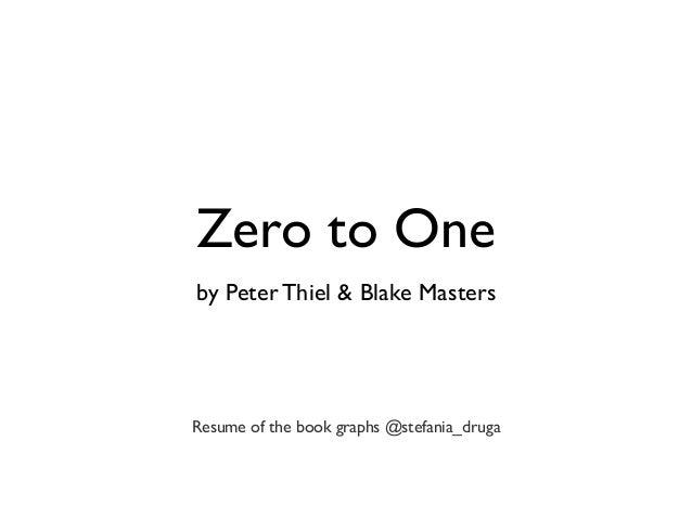 zero to one peter thiel pdf