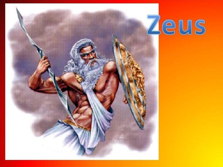 Zeus i els seus mites