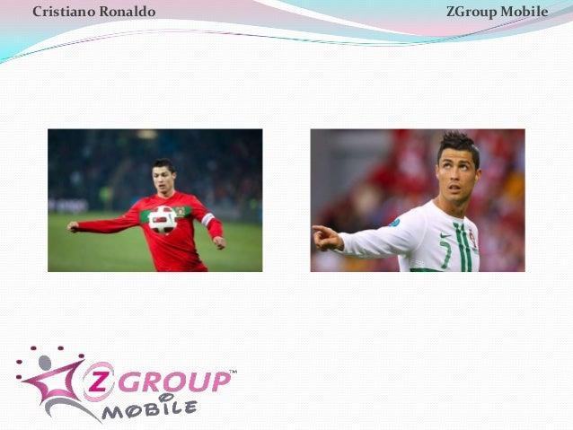 Cristiano Ronaldo ZGroup Mobile