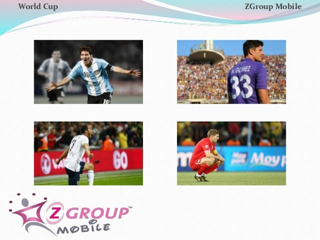 World Cup ZGroup Mobile