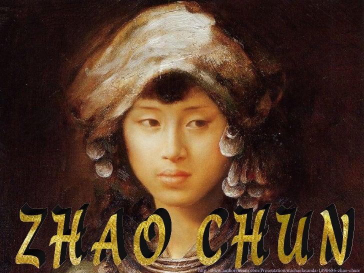 Zhaochun 110915142616-phpapp02