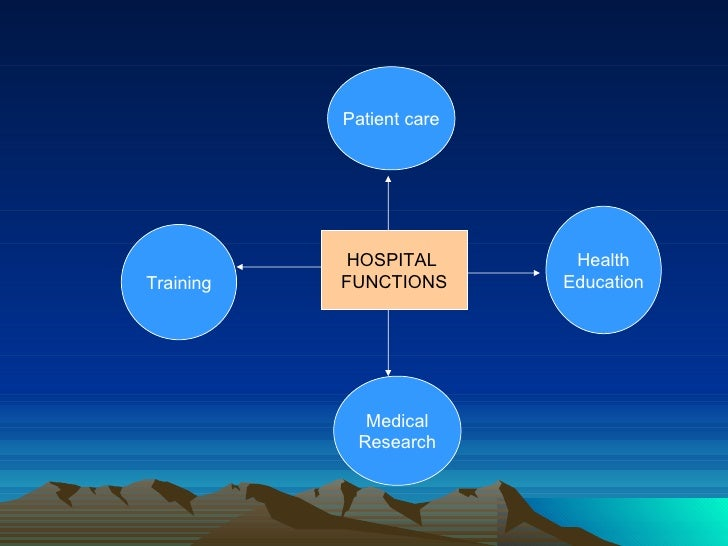 Hospital administration business plan