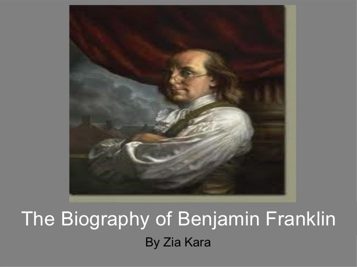 the wonderful life of benjamin franklin Benjamin franklin died  and all the utility in life that may be  2016-01-25 17:46:34 benjamin franklin's experiment with compound interest will astound you .